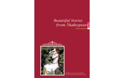 Cosmos Notebook:Beautiful Stories From Shakespeare(25K軟皮精裝)