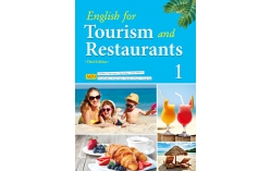 English for Tourism and Restaurants 1 (3rd Ed.)(菊8K+1MP3)(With No Answer Key/無附解答)